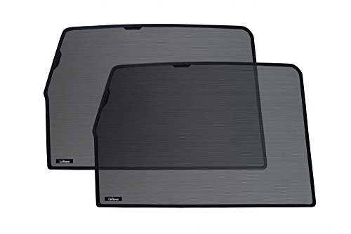 Pare-soleils sur mesures pour les vitres latérales arrière de Cadillac STS Sedan 4 (2005 - 2011)