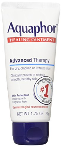 Aquaphor Healing Skin Ointment Advanced Therapy, 1.75 oz (Pack of 3)