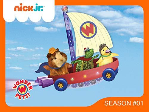 Wonder Pets Season 1