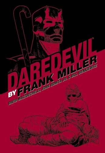 Daredevil By Frank Miller Omnibus Companion (new Printing)