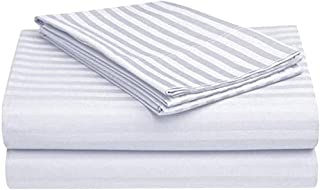 Bunk Bed Sheets for Rv Bunk (28 x 75) Mattress, 400 Thread Count 100% Egyptian Cotton Rv Mattress Sheets Rv Bunk (28 x 75)...