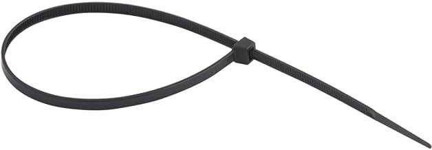 Abraçadeira de Nylon, Nove 54, Preta, 100 x 2.5 mm
