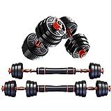 ZJHZ Carga Pesa de Gimnasia Tres USA Pesas Set, Ajustable Peso de la Pesa, Home Fitness Equipment, Hombre/Mujer Equipo de Gimnasio J H (tamaño : 30kg(66.1lb))