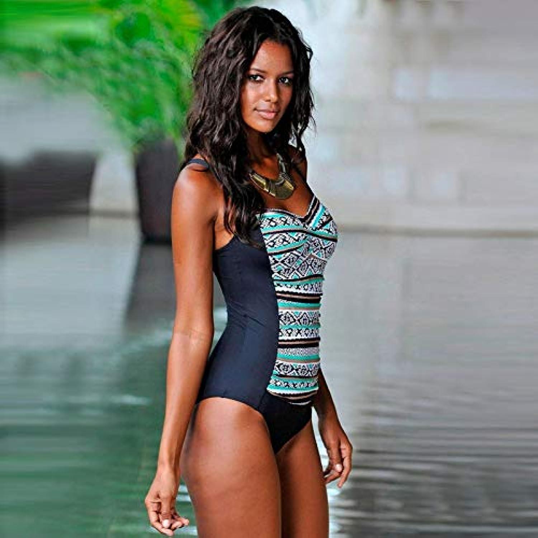 GUOQUNUP Strandrock Plus Größe Größe Größe Bademode Neue   Badeanzug Vintage Retro Beach Wear Badeanzüge Anzug Damen M Te17015B B07Q72YC3C  Geeignet für Farbe 27652a