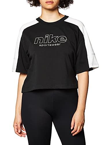 Nike W NSW TOP SS Archive RMX - Scarpe da ginnastica giallo. L