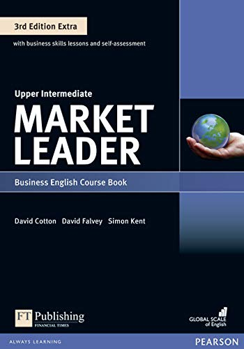 Market Leader 3rd Edition Extra Upper Intermediate Coursebook with DVD-ROM Pack (3rd Edition)