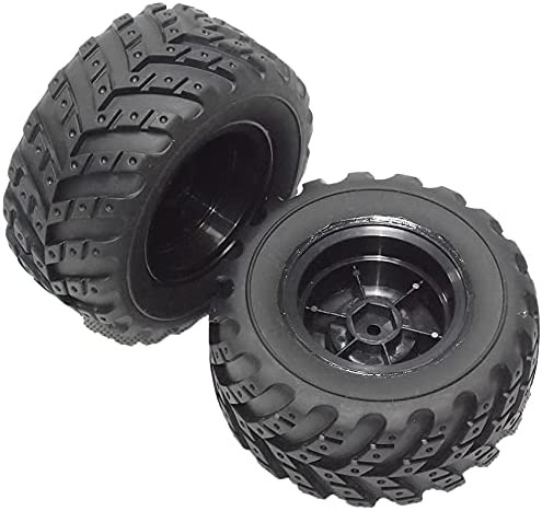 HBX Part 12621 2021 spring and summer new Wheels Complete Truck List price 2P Tr RC for Haiboxing 1 12