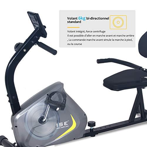 ISE Bicicletas estáticas y de spinning