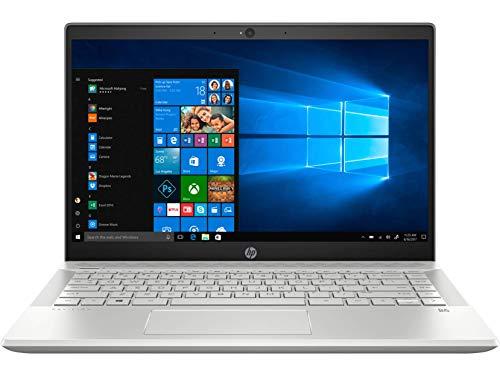 HP Pavilion 14-CE1000TU 2018 14-inch Laptop (8th Gen Core i5-8265U/8GB/256GB/Windows 10 Home/Integrated Graphics), Mineral Silver
