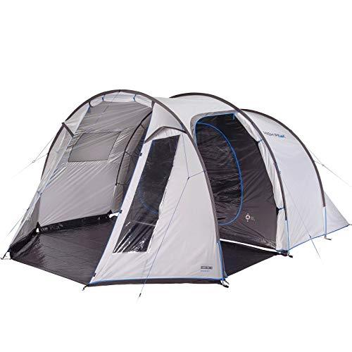 High Peak Ancona 4.0 Zelt Nimbus Grey 2020 Camping-Zelt