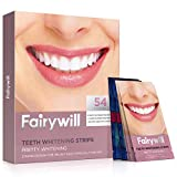 Best Whitening Strips - Fairywill Teeth Whitening Strips(54 Pcs), Advanced Dental Formula Review