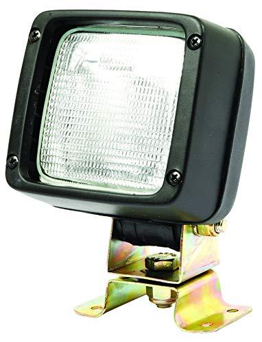 S.51750 - Arbeitsscheinwerfer komplett mit Leuchtmittel + Ersatzbirne! Für Traktoren, Boote, Arbeitsmaschinen! Highpower - sehr gute Ausleuchtung - bessere Arbeitsergebnisse!