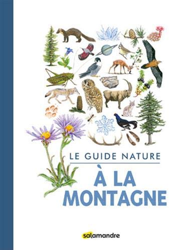 Le guide nature à la montagne