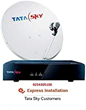 Tata Sky SD Set Top Box 1 Month FTA Basic Pack (Black)