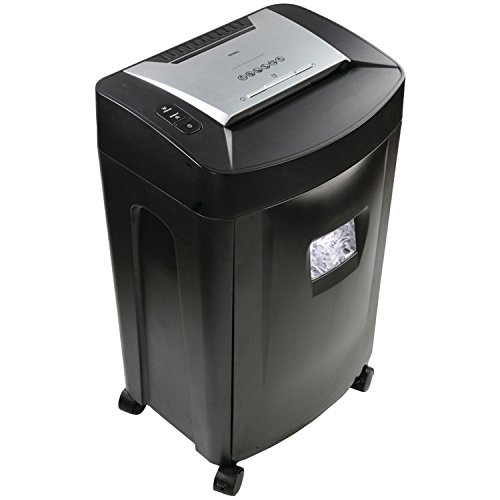 Review Royal 1840MX 18-Sheet Cross-Cut Paper Shredder,Black
