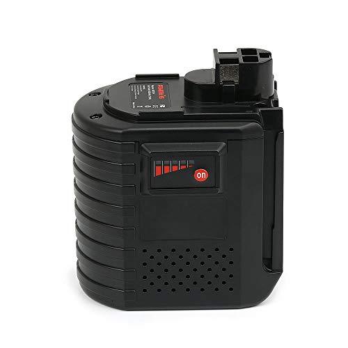 Wurth 2607335223,POWERAXIS 702300824 24V 3.0Ah Ni-MH Batería para Bosch GBH 24VFR GBH 24VRE GBH 24VSR BAT019 BAT020 BAT021 2607335083 2607335097 2607335098 2607335216,Wurth 24V