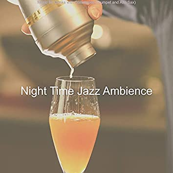 Music for Drinks with Colleagues (Trumpet and Alto Sax)