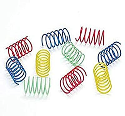 SPOT Ethical Products Ethical Wide Colorful Springs Cat Toy by Ethical Products
