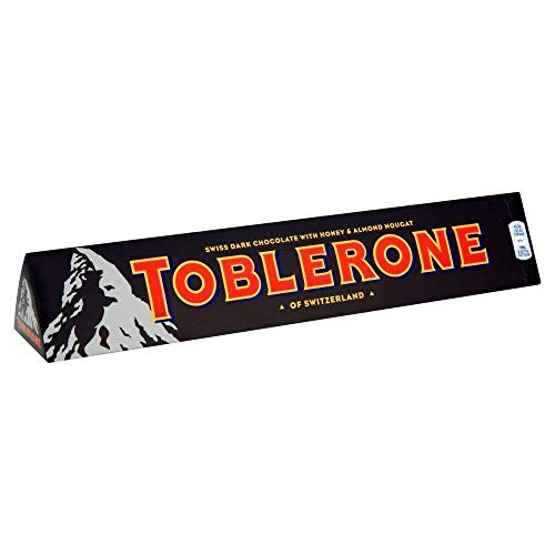 Toblerone 360G Oscura (Paquete de 4)