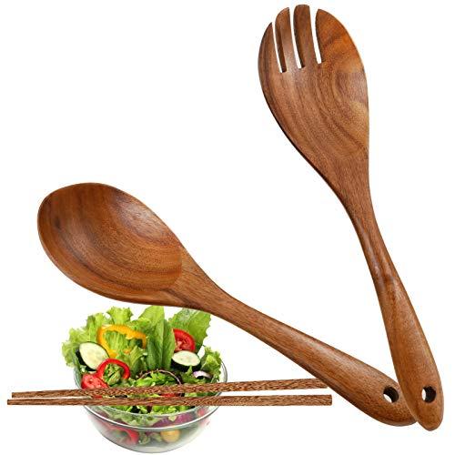 Veraing -   Salatbesteck Holz,