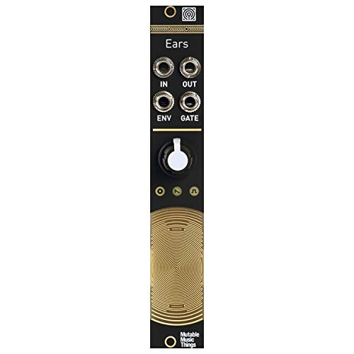 Why Choose Mutable Instruments Ears Contact Microphone Eurorack Synth Module