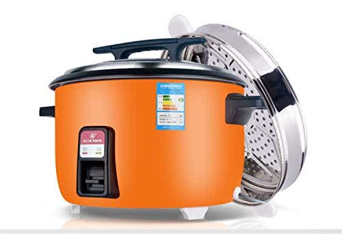 Rijstkoker warmhouden functie maatbeker rijst voor maximaal 15 personen 8L premium kwaliteit Inner Pot Spatel