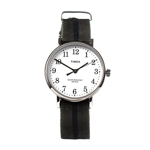 Reloj TIMEX TW2U45700LG Blanco Mujer