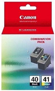 Canon PG40CL41CP Combo Pack (1 x PG40 Black & 1 x CL41 Colour)