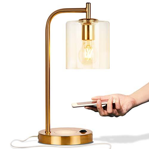 lámpara sobre mesa dormitorios fabricante Brightech