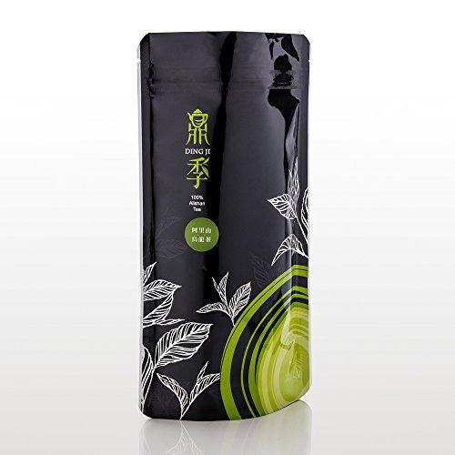 【鼎季 DING JI】Taiwan Alishan Oolong Teabags, 10 Teabags ,Classic Tea Bags for Hot or Iced Tea,All Natural,Premium Quality