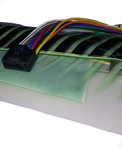 Kenwood DNN991HD DNX571EX DNX571HD DNX691HD KDC358u KDCBT558U Wire...