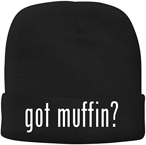 BH Cool Designs got Muffin Men s Soft Comfortable Beanie Hat Cap Black One Size product image
