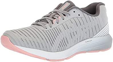 ASICS Women's Dynaflyte 3 Running Shoes, 6M, MID Grey/White