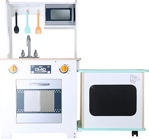 Legler - 10047 - Cuisine pour enfant avec comptoir - Moderne