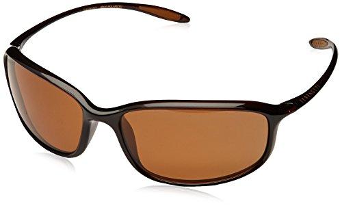 SERENGETI Sestriere Gafas, Unisex Adulto, Sanded Dark Rootbeer, S/M
