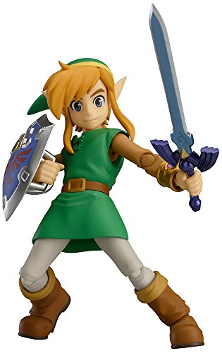 Import Europe - Figura Figma Link: Zelda Link Between Two Worlds
