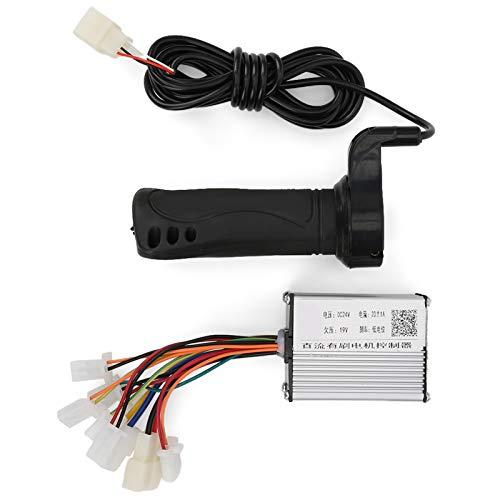 VGEBY Controller-Kit, 24V250W Double Lion Brush-Controller und Lenkgriff-Kit