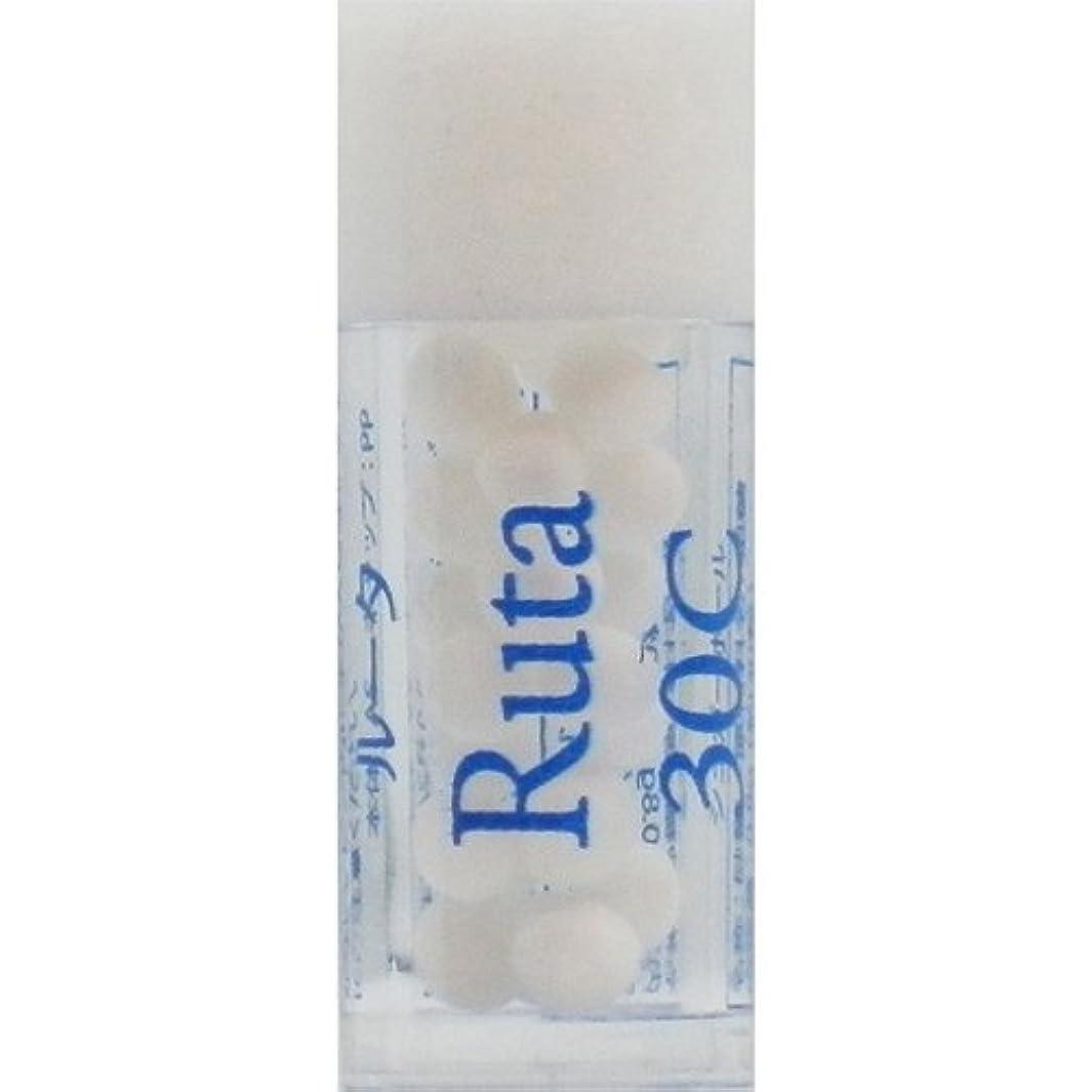 酸化物満員失望させるホメオパシージャパンレメディー Ruta【新基本32】 ルータ 30C (小ビン)