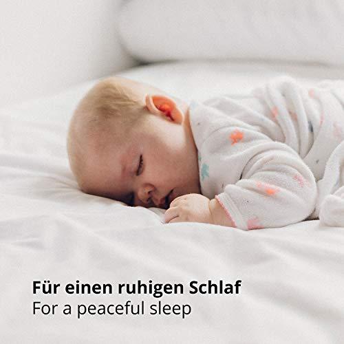 TALINU Nasensekret-Sauger für Babys und Kleinkinder/Nasen-Sauger/Baby-Nasensauger/Nasenschleim-Entferner - 5