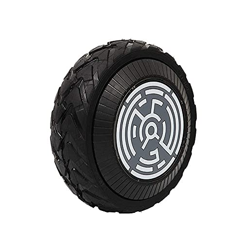 Neumáticos, Scooter eléctrico, Motor de alta potencia de 6.5 pulgadas 24v 150w, Motor sin escobillas, Bobina de núcleo de cobre, Adecuado para reemplazar la unidad Balance Car Drive Fuerte y resistent