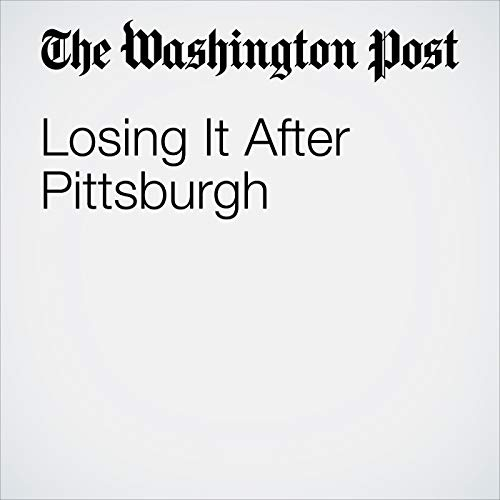 Losing It After Pittsburgh copertina