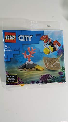LEGO 30370 Polybag Tiefseetaucher