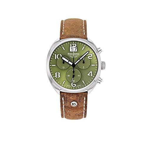 Bruno Söhnle Glashütte Herren Uhr 17-13208-661 La Spezia ll Chrono