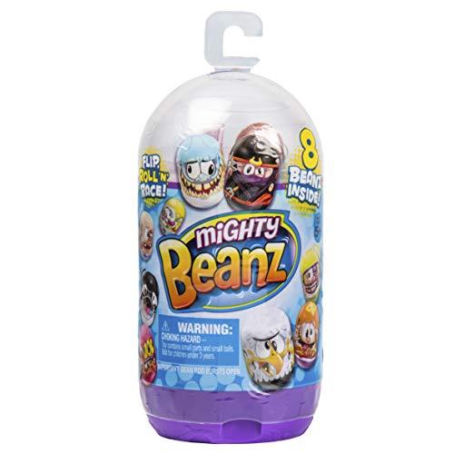 Unbekannt Mighty Beanz 66522 Slam Pack (Serie 1), Mehrfarbig