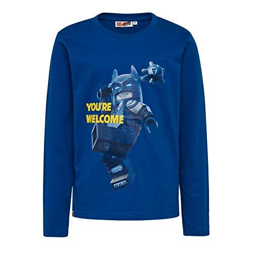 LEGO Wear Movie2 Cm Langarmshirt, Blau (Blau 553), 110 cm