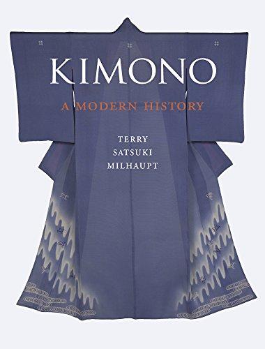 Kimono: A Modern History (English Edition)