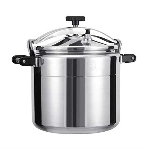 Cocina de presión de aleación de aluminio comercial, olla a presión de...