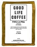 Good Life - Finca La Pira, Dota Tarazzu, Single Origin Specialty Arabica Coffee Beans from Costa Rica Fresh Full of Flavour Roasted to Order SCA:85Roasted to Order SCA Score:85