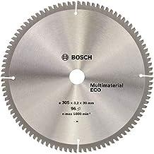 ريشة منشار دائري من بوش، متعدد المواد ايكو، 2608641809