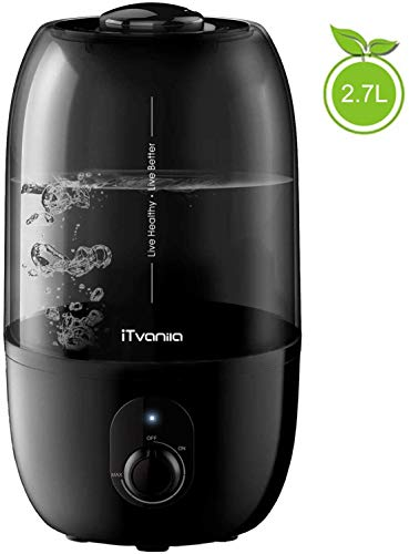 iTvanila HU-C1A Cool Mist Humidifier